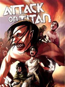 ATTACK ON TITAN GN VOL 12
