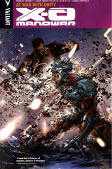 X-O MANOWAR TP VOL 05 AT WAR WITH UNITY