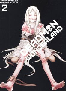 DEADMAN WONDERLAND GN VOL 02 (MR)