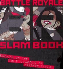 BATTLE ROYALE SLAM BOOK SC