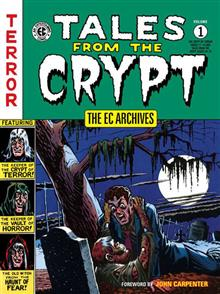 EC ARCHIVES TALES FROM THE CRYPT HC VOL 01