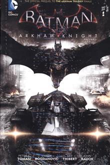 BATMAN ARKHAM KNIGHT HC VOL 01