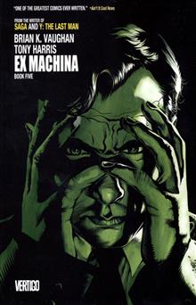 EX MACHINA TP BOOK 05 (MR)