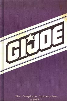 GI JOE COMPLETE COLL HC VOL 07