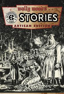 WALLY WOOD EC COMICS ARTISAN ED TP