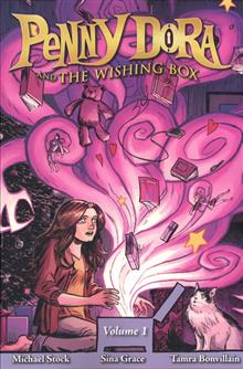 PENNY DORA AND THE WISHING BOX TP VOL 01