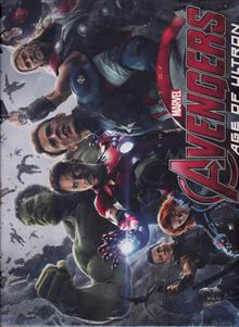 MARVELS AVENGERS AGE OF ULTRON ART OF MOVIE SLIPCASE HC