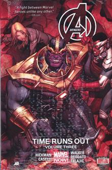AVENGERS TIME RUNS OUT PREM HC VOL 03
