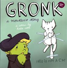 GRONK A MONSTERS STORY GN VOL 03