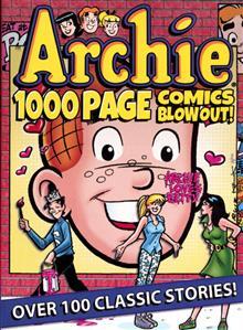 ARCHIE 1000 PAGE COMICS BLOW OUT TP