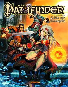 PATHFINDER HC VOL 03 CITY OF SECRETS