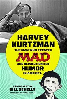 HARVEY KURTZMAN HC MAD AND HUMOR IN AMERICA