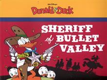 WALT DISNEY DONALD DUCK GN VOL 02 SHERIFF BULLET VALLEY