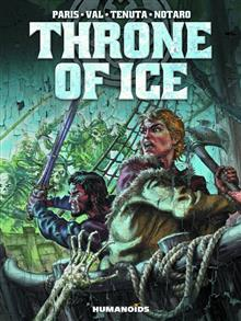 THRONE OF ICE HC (MR)
