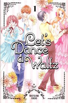 LETS DANCE A WALTZ GN VOL 01