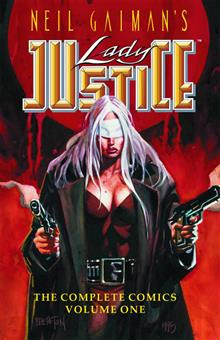 NEIL GAIMANS LADY JUSTICE TP VOL 01