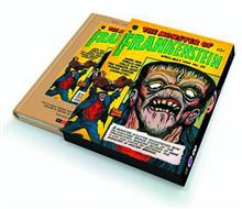 ROY THOMAS PRESENTS BRIEFER FRANKENSTEIN SLIPCASE 1954