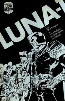 JUDGE DREDD DIGEST TP LUNA-1