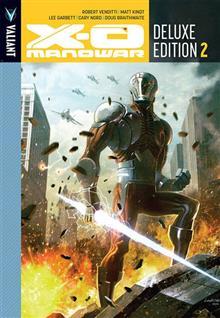 X-O MANOWAR DLX HC VOL 02