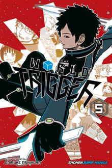 WORLD TRIGGER GN VOL 05