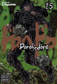 DOROHEDORO GN VOL 15 (MR)