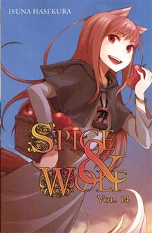 SPICE AND WOLF LIGHT NOVEL SC VOL 14 (MR)