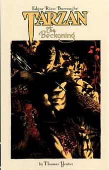 Tarzan The Beckoning TP (C: 0-1-2)