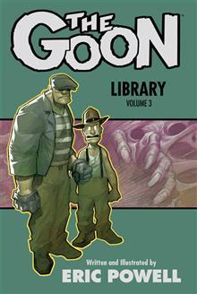 GOON LIBRARY HC VOL 03