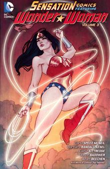 SENSATION COMICS FEATURING WONDER WOMAN TP VOL 03