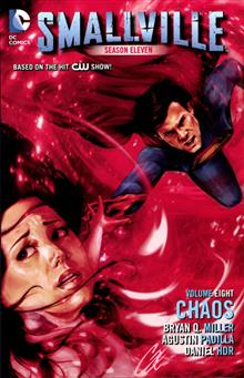 SMALLVILLE SEASON 11 TP VOL 08 CHAOS