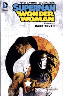 Superman Wonder Woman HC Vol 04 Dark Truth