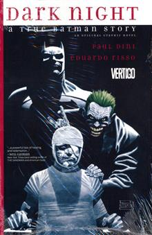 DARK NIGHT A TRUE BATMAN STORY HC (MR)