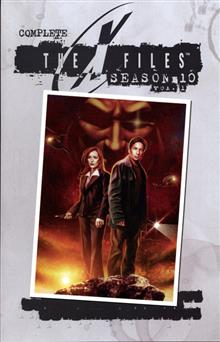 X-FILES COMP SEASON 10 TP VOL 01