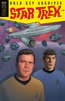 STAR TREK GOLD KEY ARCHIVES HC VOL 05