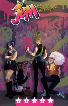 Jem & The Holograms TP Vol 02