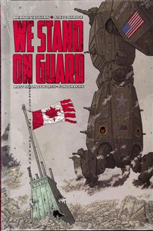 WE STAND ON GUARD DLX HC (MR)