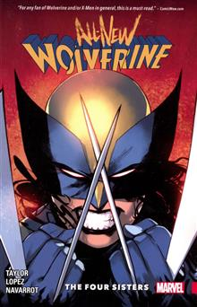 ALL NEW WOLVERINE TP VOL 01 FOUR SISTERS