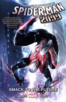 Spider-Man 2099 TP Vol 01 Smack To Future