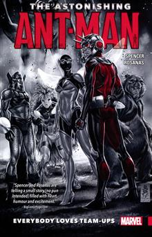ASTONISHING ANT-MAN TP VOL 01 EVERYBODY LOVES TEAM-UPS