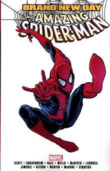 SPIDER-MAN BRAND NEW DAY COMPLETE COLLECTION TP VOL 01