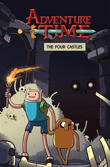 ADVENTURE TIME ORIGINAL GN VOL 07 FOUR CASTLES