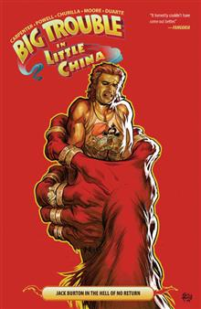 BIG TROUBLE IN LITTLE CHINA TP VOL 03