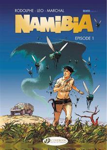 NAMIBIA GN VOL 01 EPISODE 1