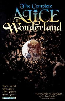 COMPLETE ALICE IN WONDERLAND TP
