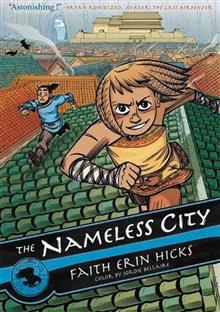 NAMELESS CITY HC GN VOL 01 (OF 3)