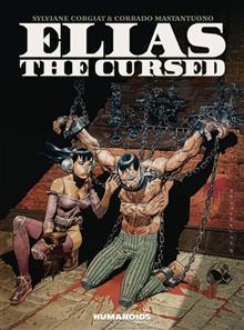 ELIAS THE CURSED HC (MR)