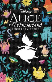 DISNEY ALICE IN WONDERLAND CINESTORY SC COLL ED (RES)
