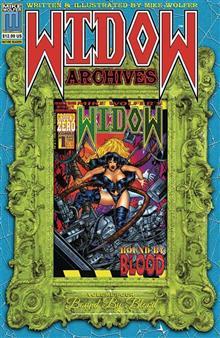 WIDOW ARCHIVES TP VOL 04 (MR)
