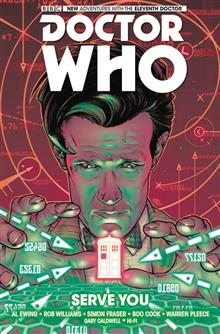 DOCTOR WHO 11TH TP VOL 02 SERVE YOU