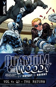 PRIEST & BRIGHTS QUANTUM & WOODY TP VOL 04 Q2 THE RETURN